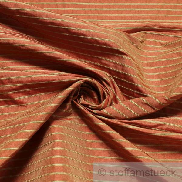stoff polyester baumwolle leinwand kupfer streifen gold vorhangstoff fest kaufen bei. Black Bedroom Furniture Sets. Home Design Ideas