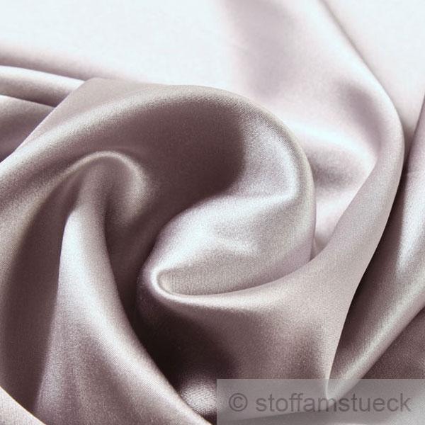 stoff seide lycra satin silber weich fliessend stretch. Black Bedroom Furniture Sets. Home Design Ideas