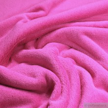Polyester Wellness Fleece pink