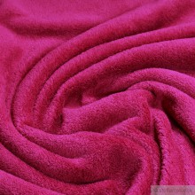 Polyester Wellness Fleece himbeere
