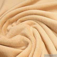 Polyester Wellness Fleece beige