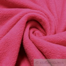 Polyester Fleece pink